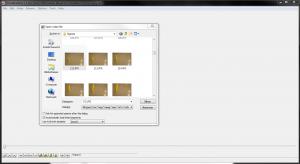 Dateien Öffnen
